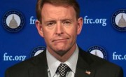 Tony Perkins Likens Condemning Gays To Warning People Their Houses Are Fire